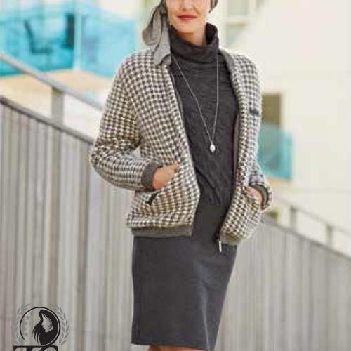 Copricapo a Maglia Christine – Style 1012-0313