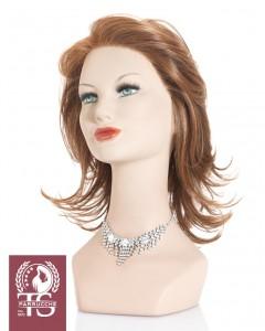 Parrucca chemioterapia donna - Modello Vulcano