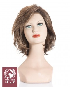 Parrucca modello Canarie - 100% fatta a mano con monofilamento ultra leggera luxury