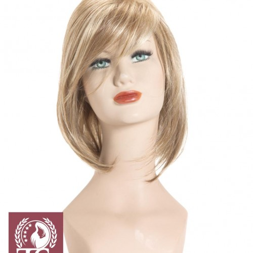 Parrucca donna modello POSITANO – Fibra Sintetica