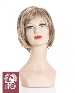 Parrucca per donna Ravello - 100% fatta a mano con monofilamento ultra leggera luxury