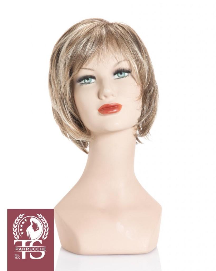Parrucca per donna modello RAVELLO – Fibra Sintetica Luxury