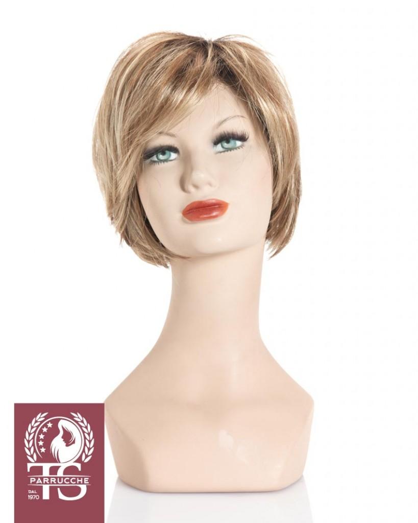 Parrucca donna modello MAIORI – Fibra Sintetica