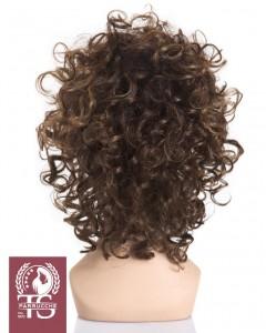 Parrucca capelli ricci modello MINORCA