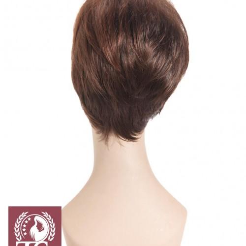 Parrucca modello BORA – Fibra Sintetica